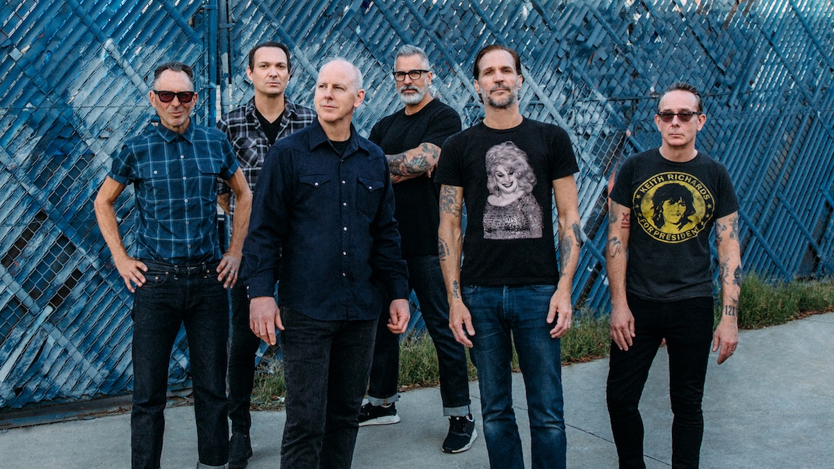 "Bad Religion ring in Joe Biden's presidency with new song ""Emancipation of the Mind"": Stream"
