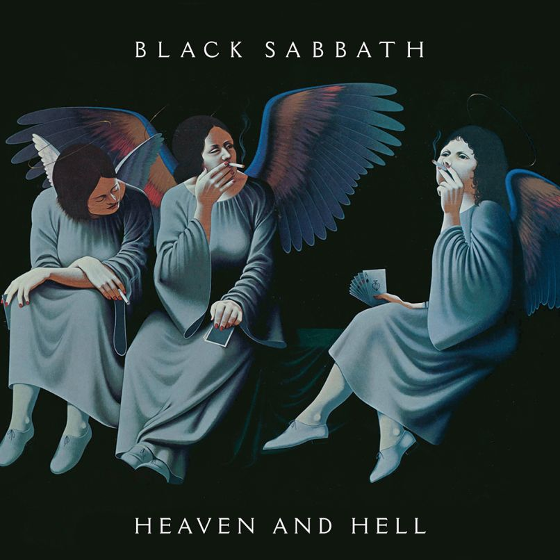 Black Sabbath Heaven and Hell Black Sabbath Dio Era Albums Heaven and Hell, Mob Rules Getting Deluxe Reissues