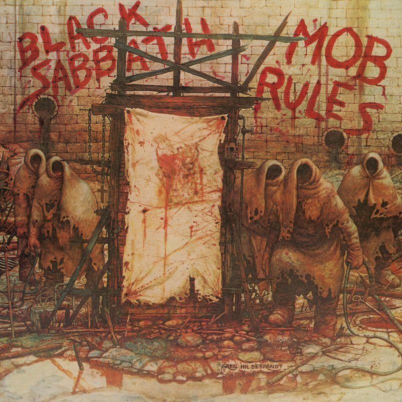 Black Sabbath Mob Rules Black Sabbath Dio Era Albums Heaven and Hell, Mob Rules Getting Deluxe Reissues