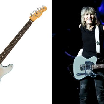 Pretenders Chrissie Hynde Signature Model Telecaster