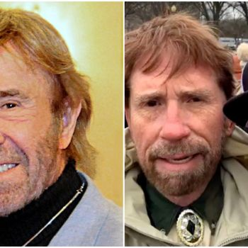 Chuck Norris Wasn't At Capitol Riot