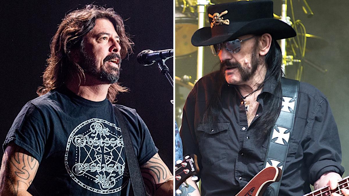 Дэйв Грол говорит, что новая песня Foo Fighters — это дань уважения Лемми, вспоминает «отвратительную» квартиру значка Motorhead.