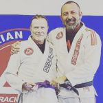 Dave Mustaine Earns Purple Belt in BJJ