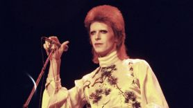 David Bowie as Ziggy Stardust
