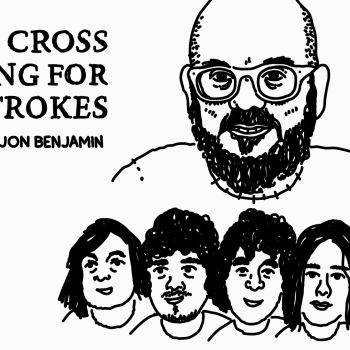 David Cross The Strokes