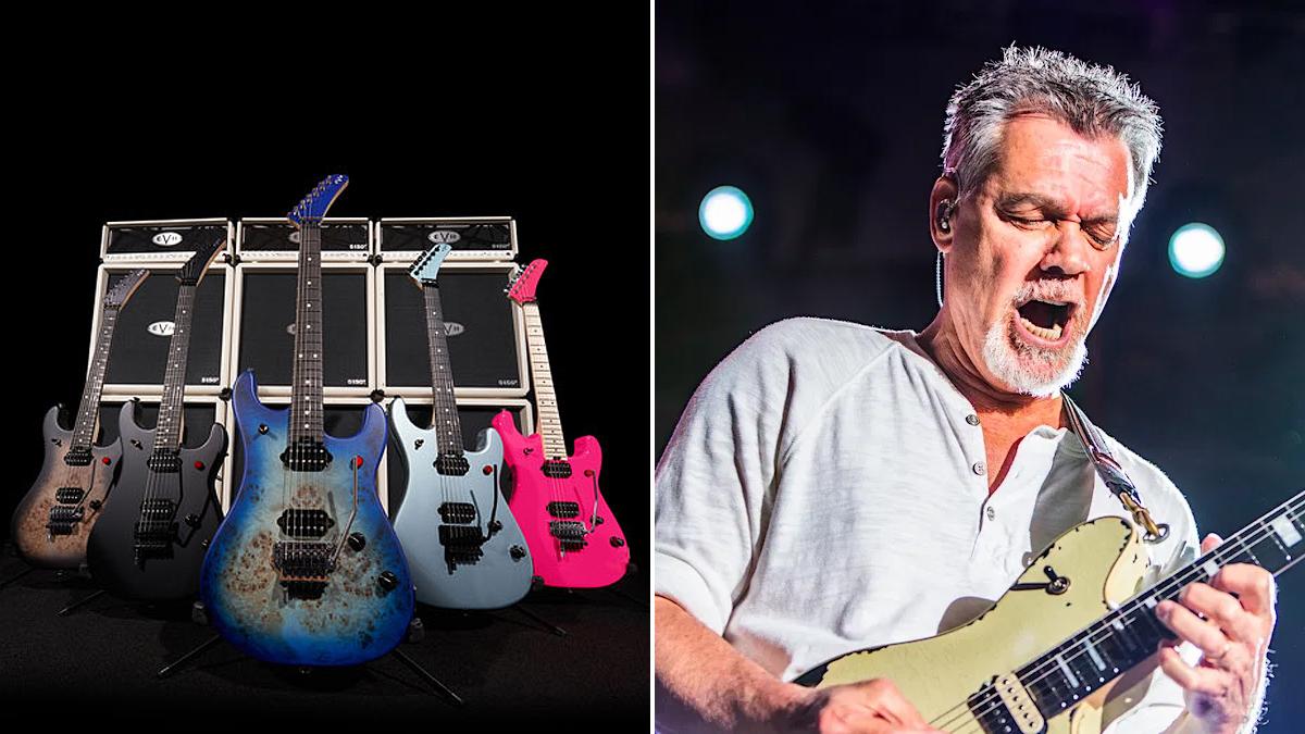 EVH представляет новые модели гитар 2021 года в честь Эдди Ван Халена