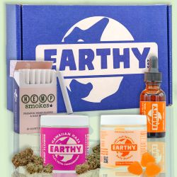 Win a $100 Box of CBD Products