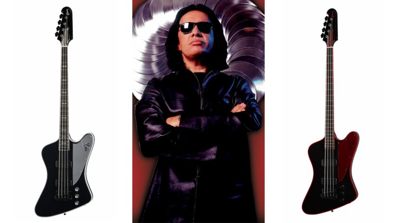 Gene Simmons Gibson Collab