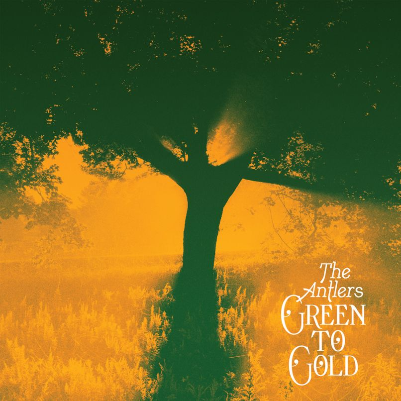 Green to Gold by The Antlers album artwork cover art