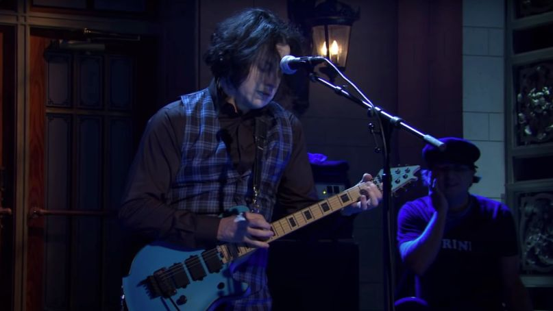 Jack White on Saturday Night Live