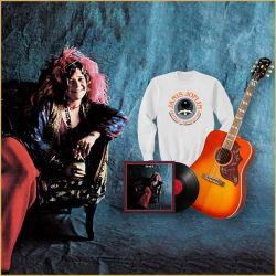 Win a Janis Joplin Pearl Prize Pack and Guitar