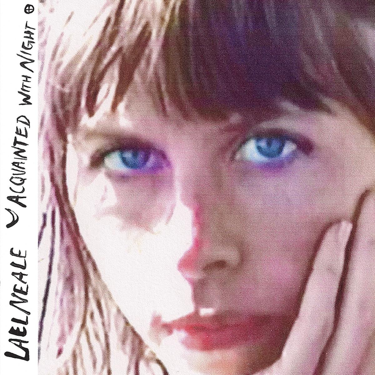 Lael Neale acquainted with night album artwork cover blue vein
