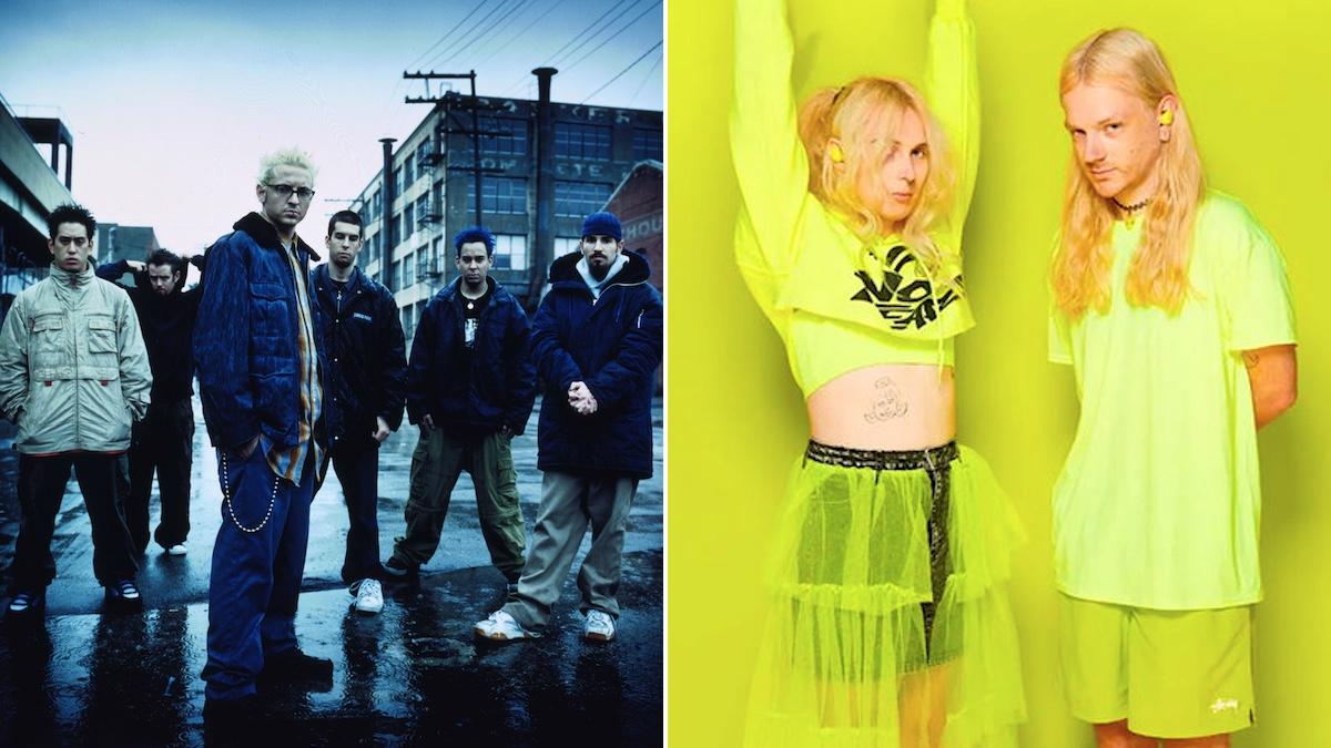 Linkin Park «One Step Closer» получил новый ремикс от 100 gecs: Stream