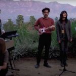 Local Natives and Sharon Van Etten on Kimmel