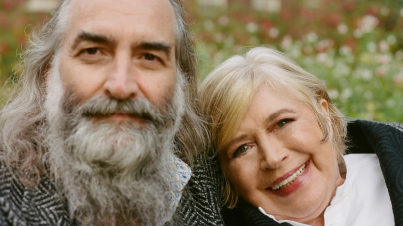 Marianne Faithfull Warren Ellis