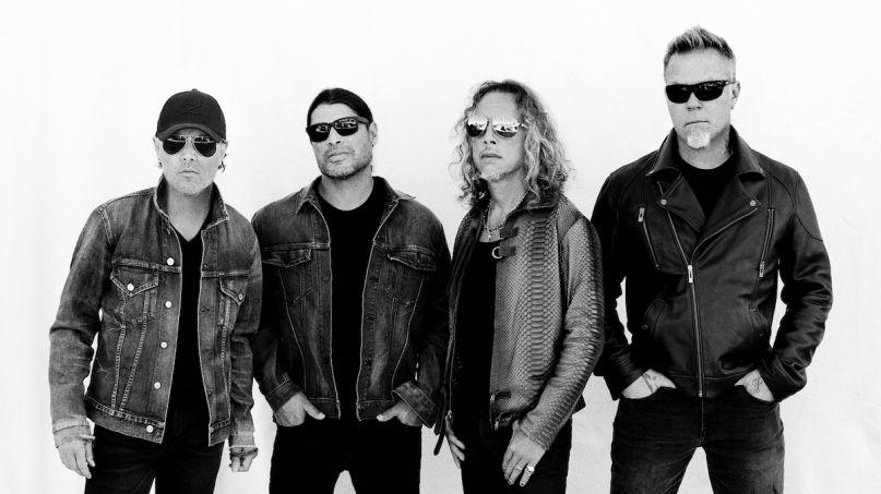 Metallica 1 Billion 2020 Spotify Streams