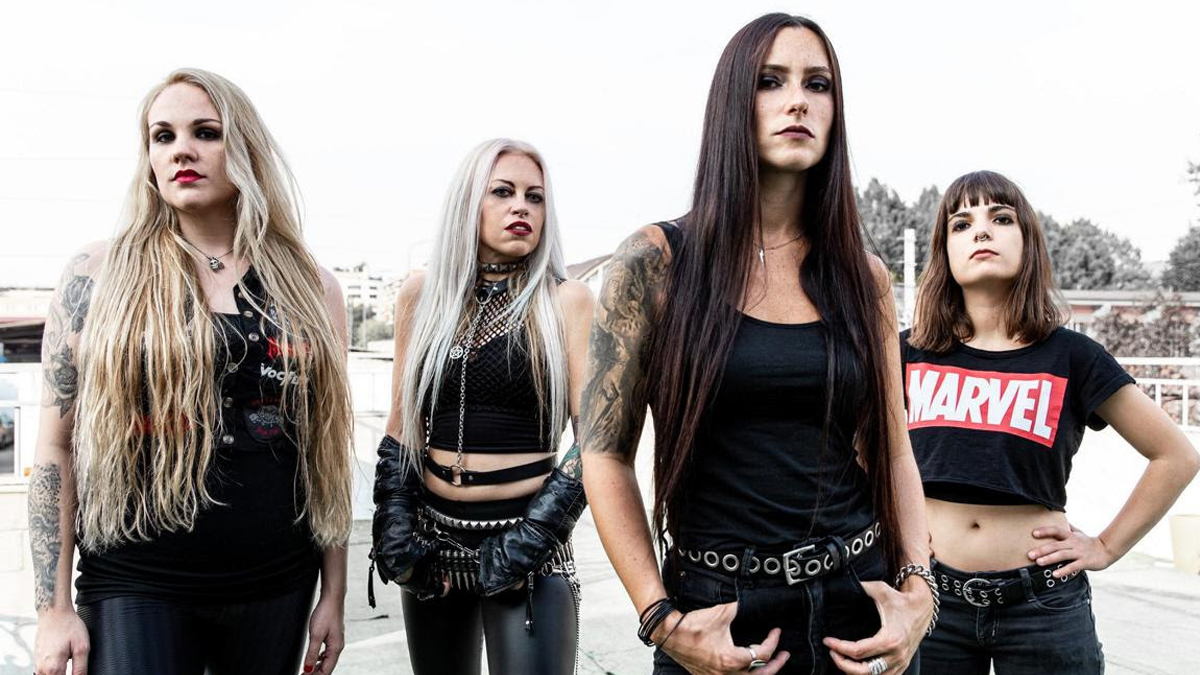 Nervosa представили новую песню «Under Ruins» в преддверии грядущего альбома: Stream