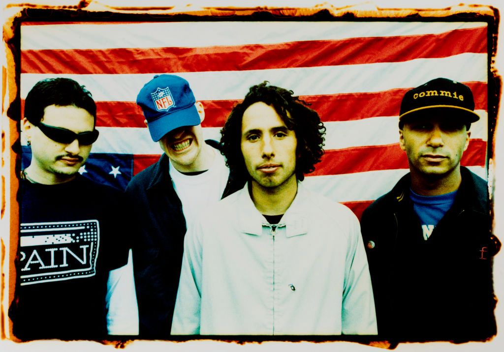 Rage Against the Machine release Killing in Thy Name documentary about race: Watch