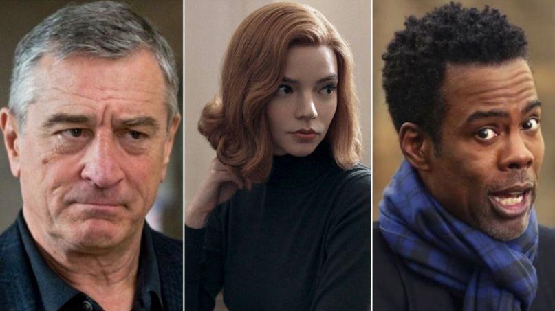 Robert De Niro, Chris Rock, Anya Taylor-Joy