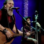 Steve Earle and the Dukes on Kimmel