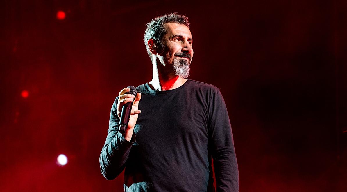 Серж Танкян о System of a Down: «Пока мы на одной волне, мы можем продолжать делать вещи»