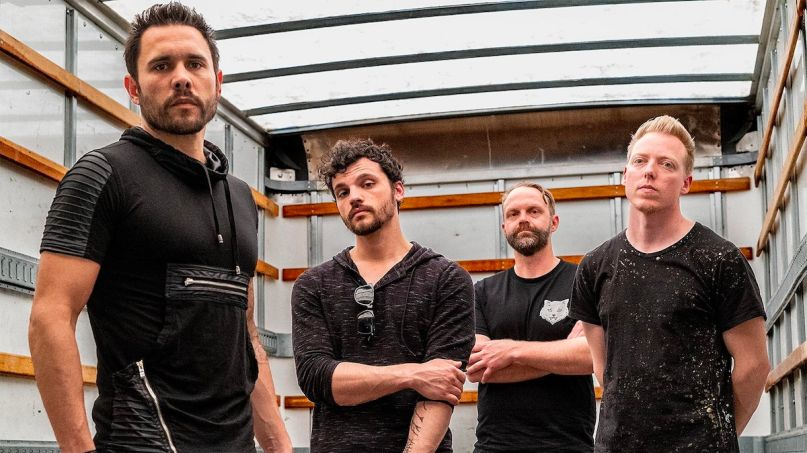 Trapt drummer quits band