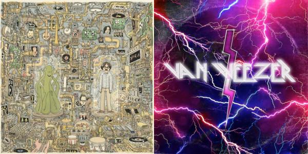 Weezer - OK Human and Van Weezer