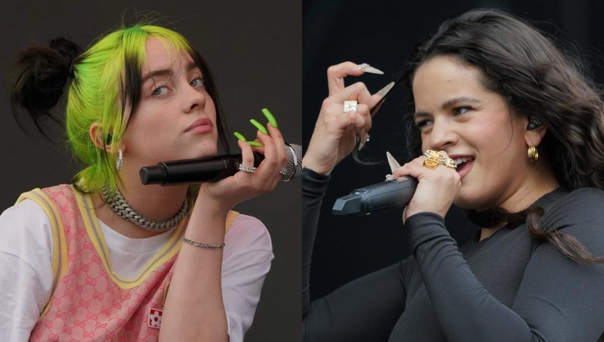 Билли Эйлиш и Розалия анонсируют совместную песню «Lo Vas a Olvidar», выход которой состоится на этой неделе.
