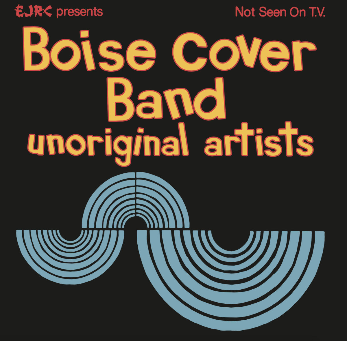 built to spill boise cover band david bowie unoriginal artists album cover art