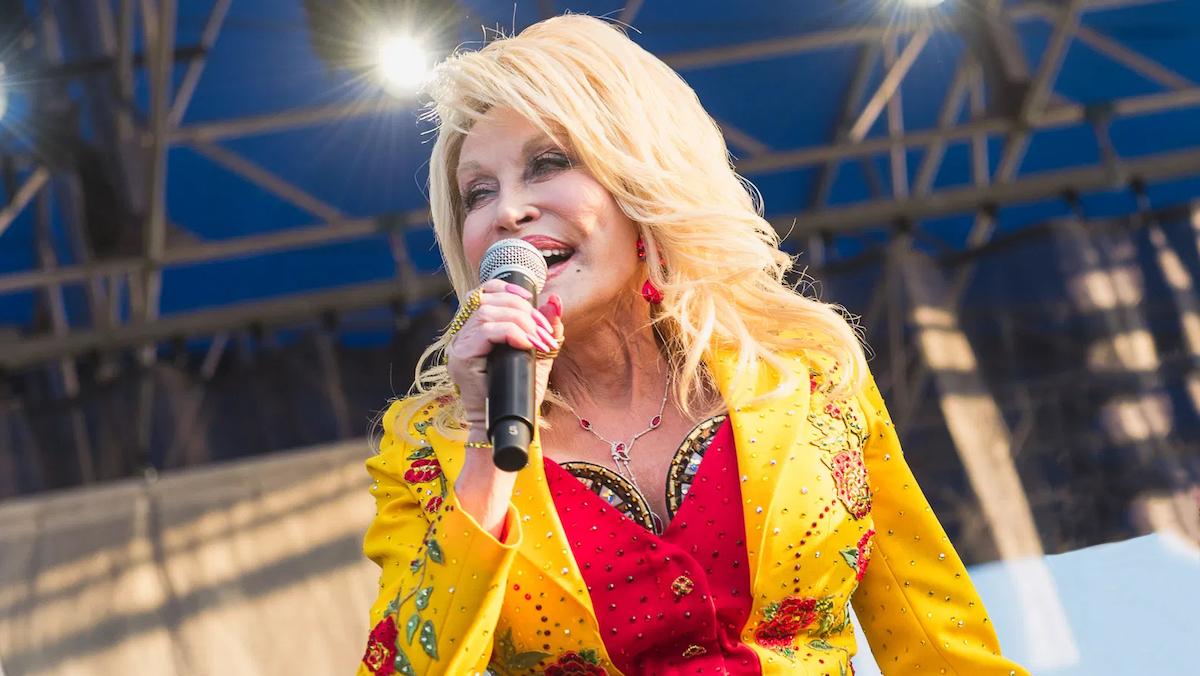 Долли Партон записала новую песню для капсулы времени, которая откроется не раньше 2045 года