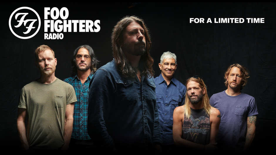 foo fighters radio siriusxm channel Foo Fighters to Launch Own SiriusXM Radio Station