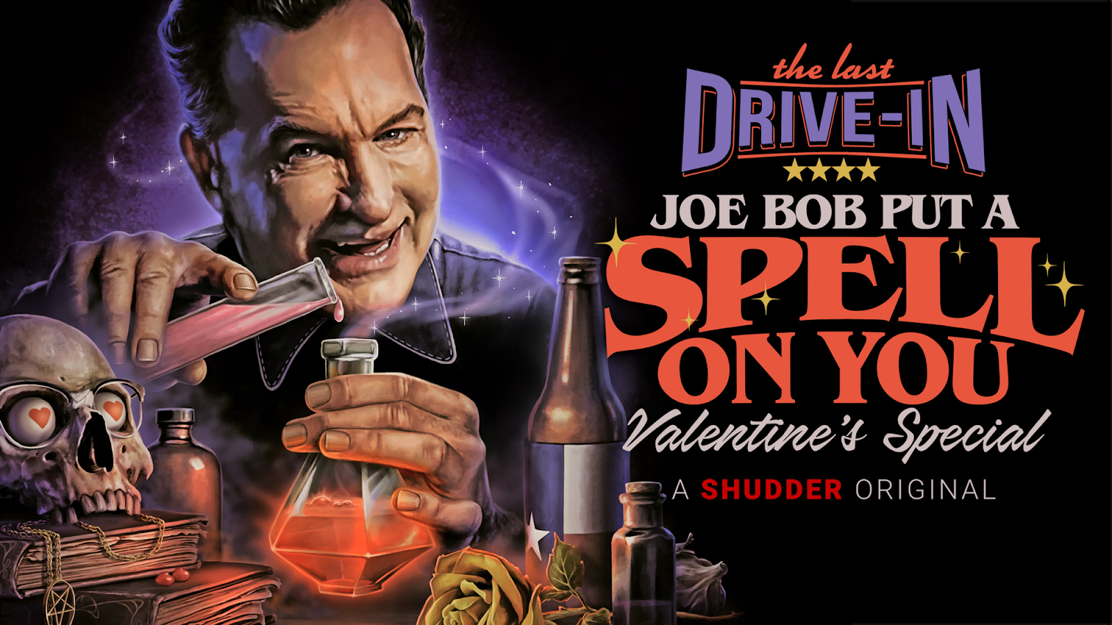 What's Streaming on Shudder in February 2021: New Movies, TV Shows, and Joe Bob Briggs