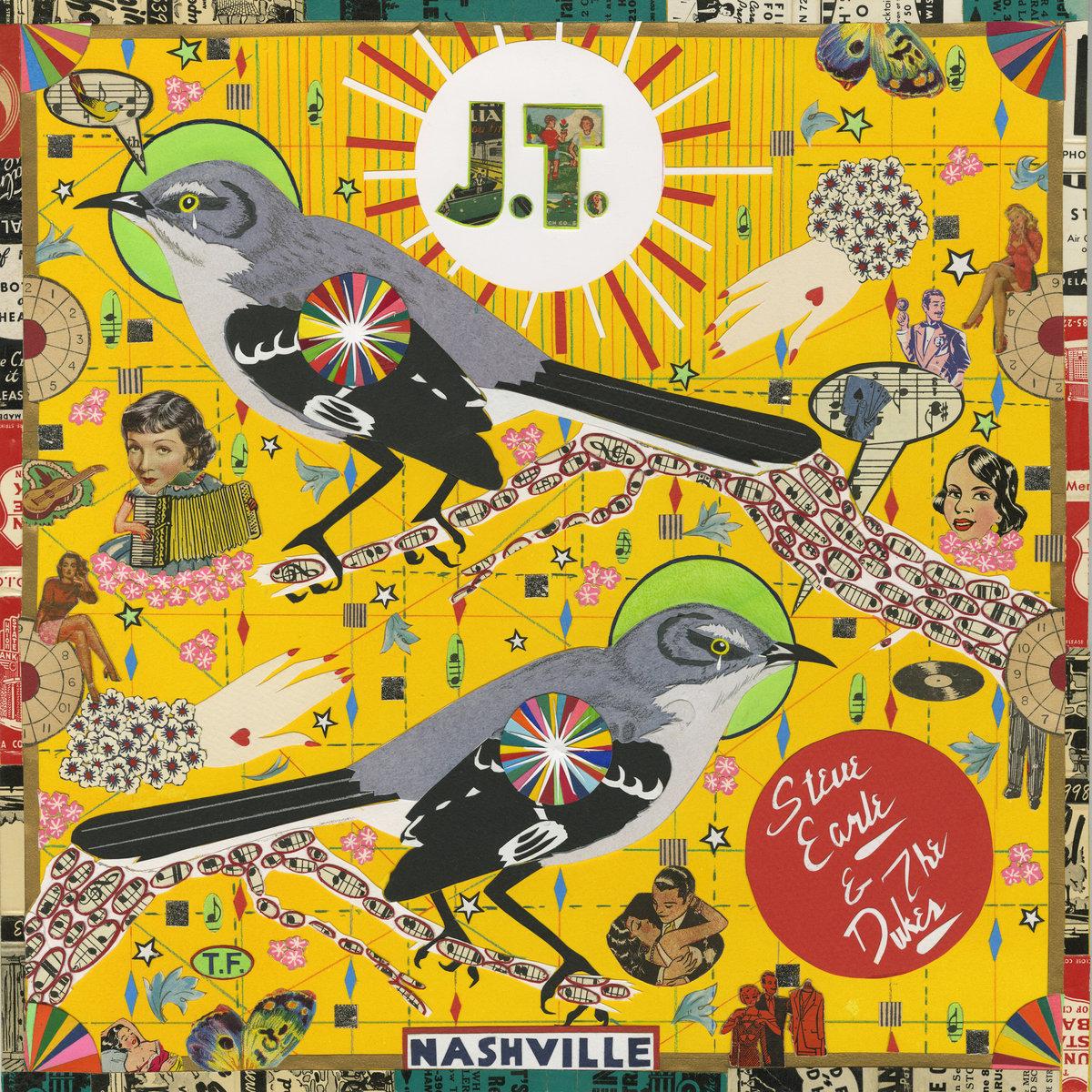 j t steve earle tribute stream Steve Earle Shares New Justin Townes Earle Covers Album J.T.: Stream