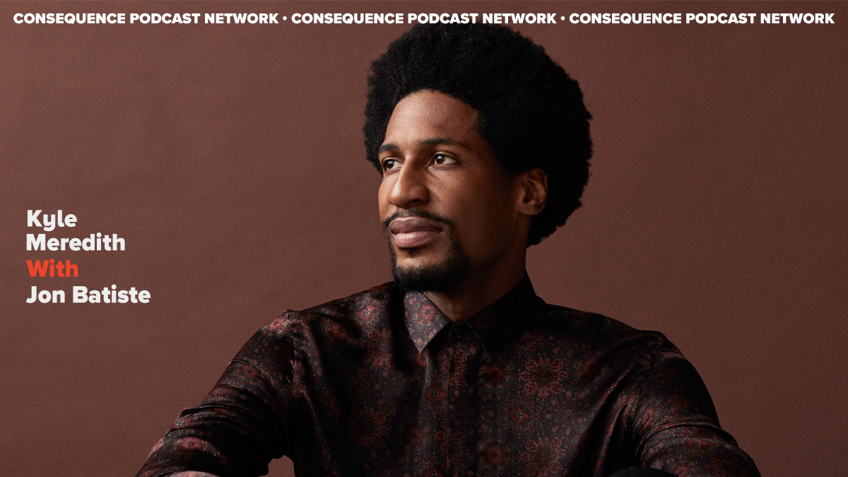 Jon Batiste on Working with Trent Reznor and Atticus Ross