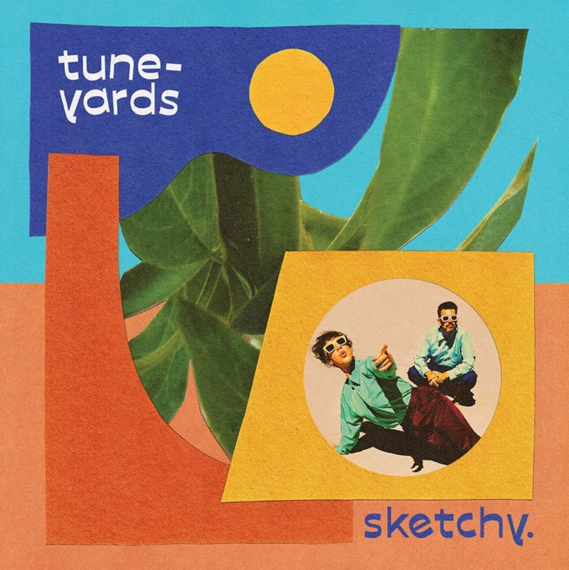 sketchy by Tune-Yards album artwork cover art