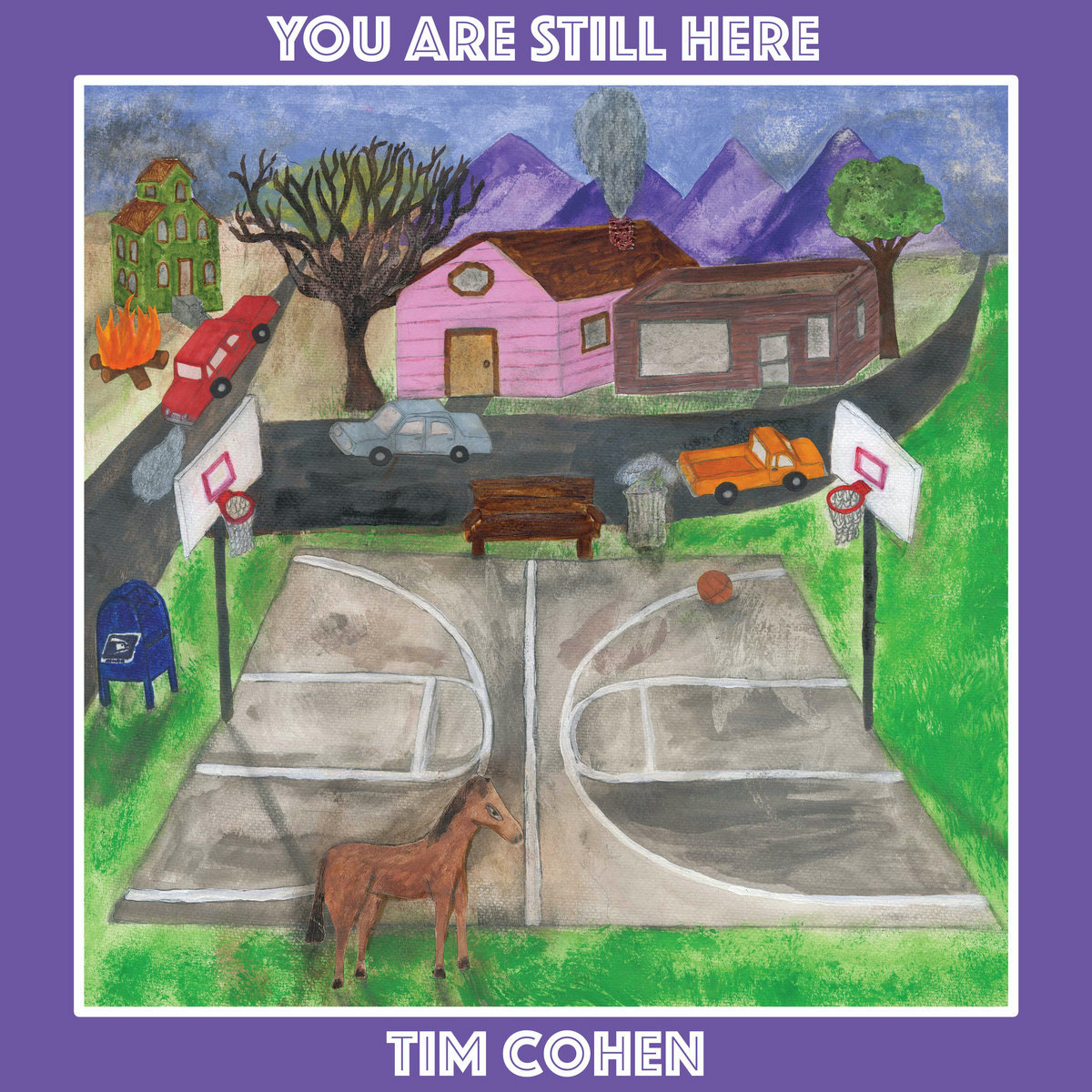 tim cohen you are still here album artwork cover Tim Cohen Reveals the Origins of New Solo Single Give Me Yours: Stream