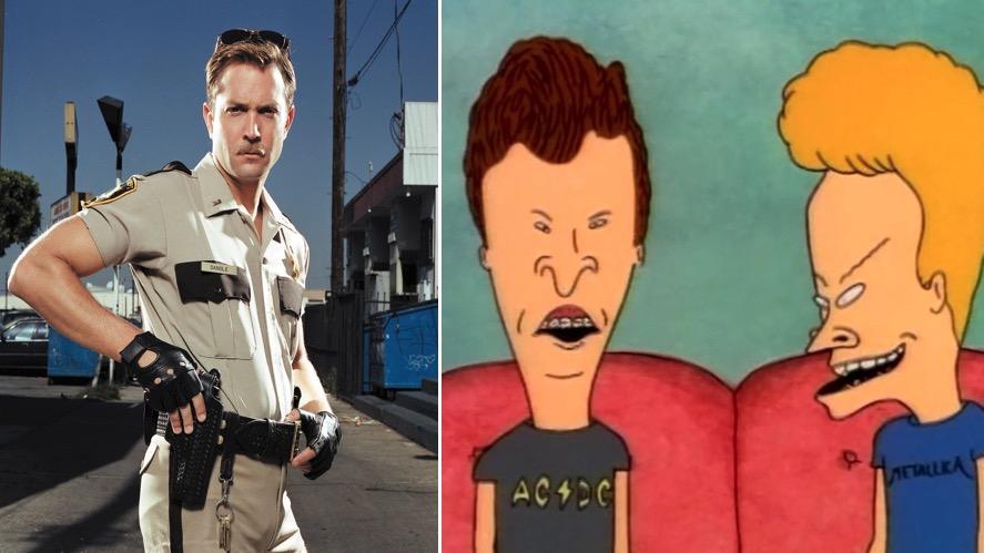 Новые фильмы о Рино 911 и Бивисе и Батт-Хеде поступают в Paramount +