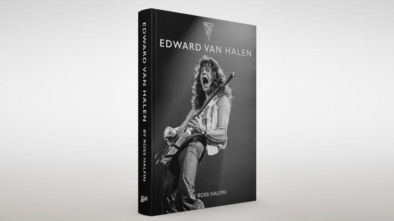 EVH Book Фотоальбом Эдди Ван Халена известного рок-фотографа Росс Халфин должен выйти в июне