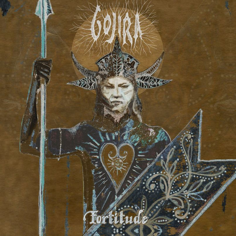 GOJIRA Fortitude Album Artwork LO Gojira Announce New Album Fortitude, Unleash Born for One Thing: Stream