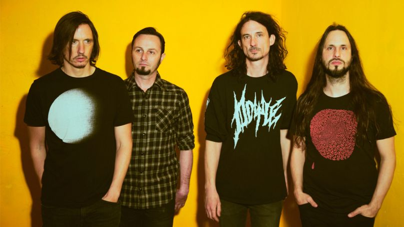 Gojira Announce New Album Fortitude