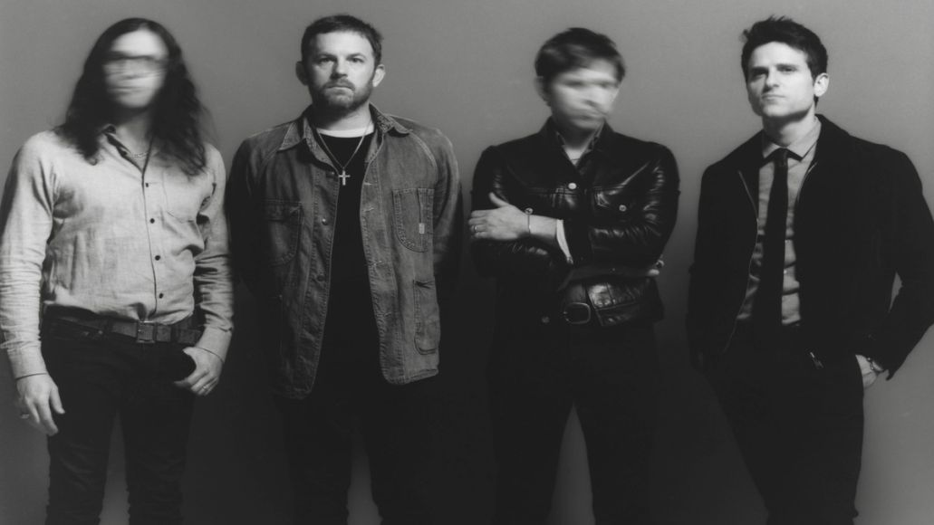 """Kings of Leon Share New Song """"Echoing"""""""
