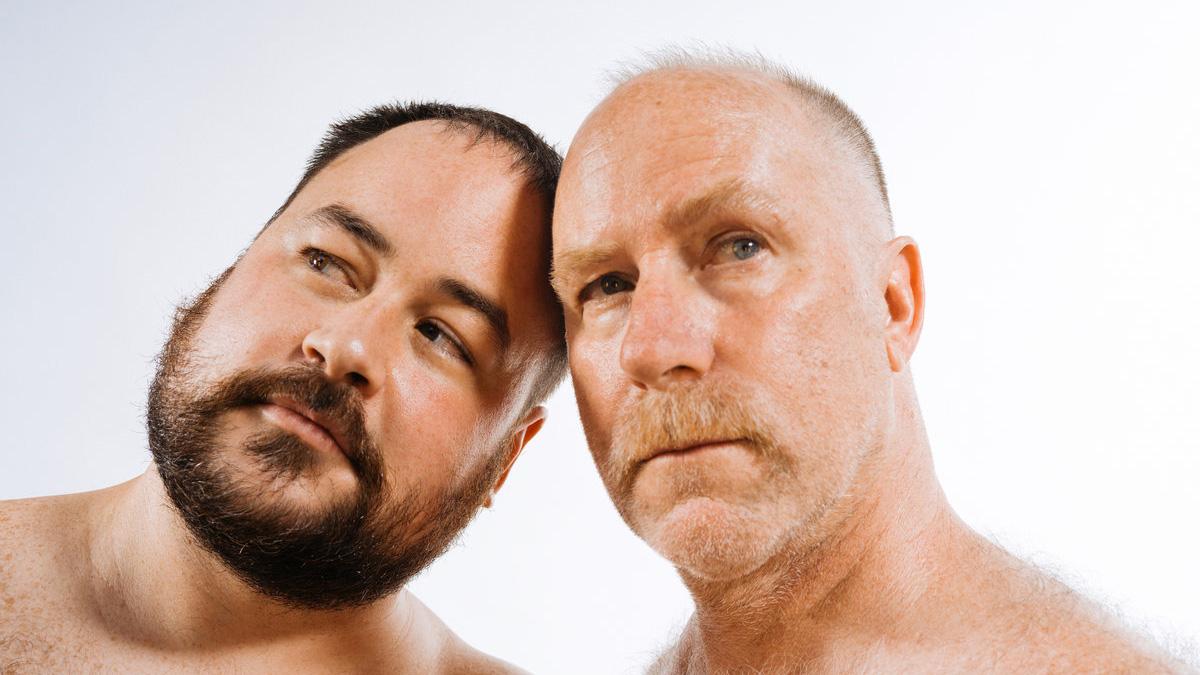 Faith No More's Roddy Bottum and boyfriend Joey Holman announce debut Man on Man album