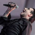 Marilyn Manson abuse current wife, ex-assistant