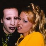 Marilyn Manson and Jenna Jameson