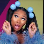 "Megan Thee Stallion in ""Cry Baby"" video"