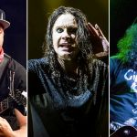 Tom Morello Slash Ozzy Pyro Incident