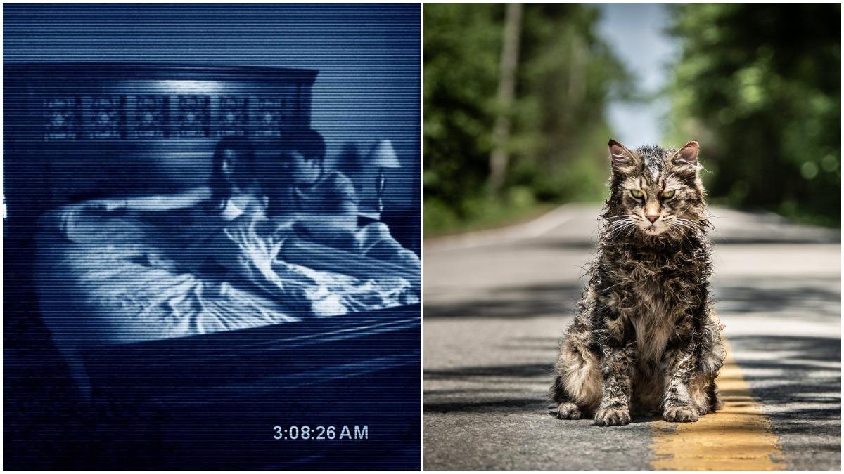 Продолжение Paranormal Activity и приквел Кладбище домашних животных выйдут на Paramount +
