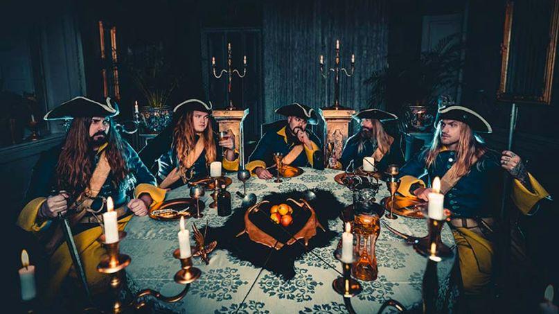 "Sabaton New Song ""Livgardet"""