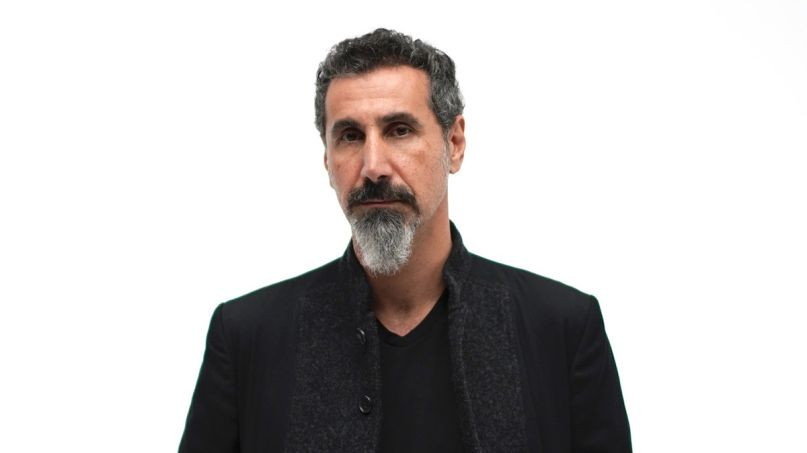 Serj Tankian New EP Elasticity