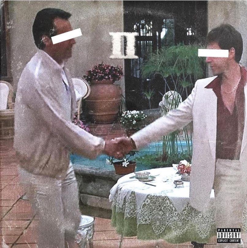 Обложка EP Бенни Мясника The Plugs I Met 2 EP